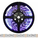 Tira LED UV Ultravioleta SMD5050, DC24V, 5m (120 Led/m) - IP20